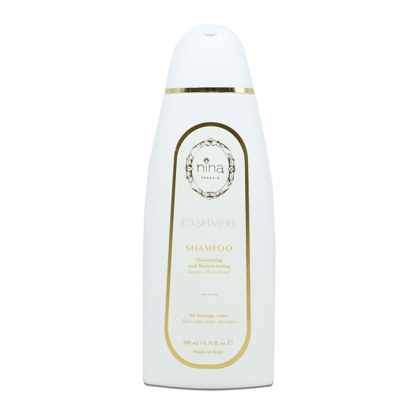 Nina Venezia® CASHMERE - Nourishing Shampoo - 200 ml