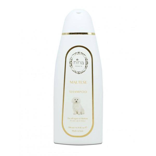 Nina Venezia® - MALTESE - Specific Shampoo - 200 ml -