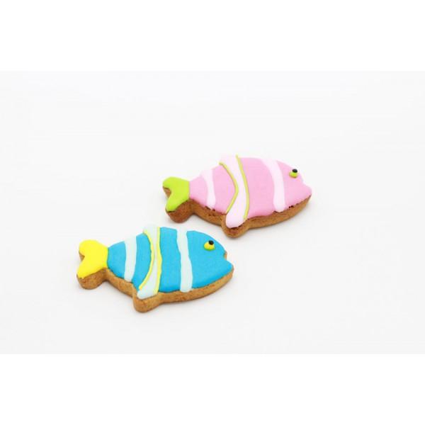 Dolci Impronte® - Pesce Pagliaccio - Confezione 2 Pezzi - 70gr