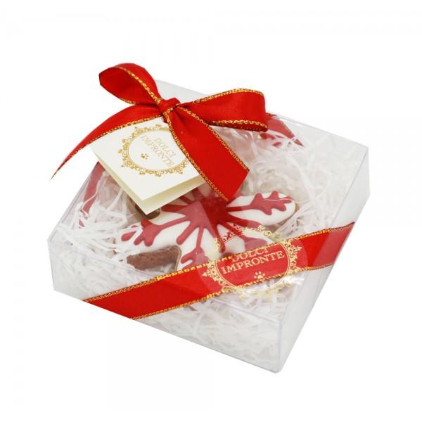 Dolci Impronte ® - Xmas Snowflake - 29gr